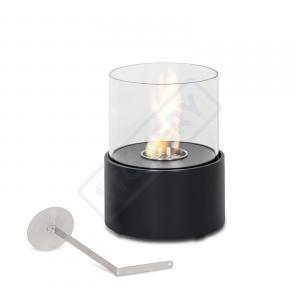 Caminetto da tavolo con bruciatore da lt. 0,5
