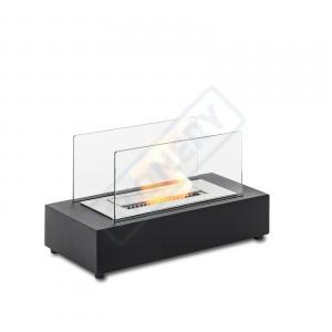 Caminetto da tavolo con bruciatore da lt. 1,5