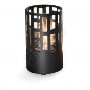 Caminetto da tavolo con bruciatore da lt. 0.4